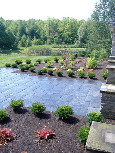 Devonshire Designs Flagstone Patio