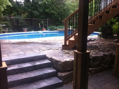 Devonshire Designs Pool Landscaping
